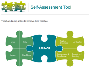 AITSL Self Assessment Tool